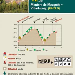 MONTORO DE MEZQUITA – VILLARLUENGO