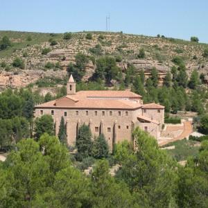 imagen ruta monasterio olivar