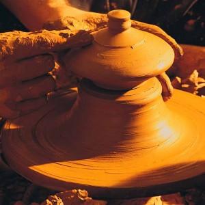 taller ceramica Mas de las Matas